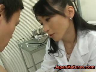 amazing older natsumi kitahara does part5