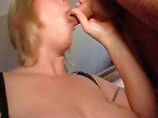 brutal arse with extremely impressive lady dutch