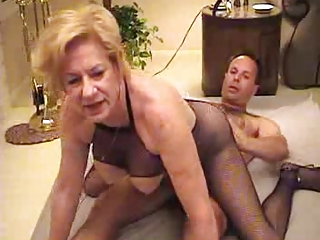 hot granny diane richards gang-banging fan