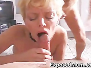 woman with a pinned clitoris
