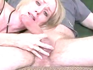 inexperienced older chick gives extremely