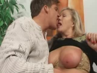 german older slut get fucked by younger man
