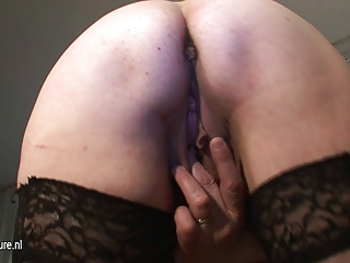 young mature mama gets a face not empty of cum