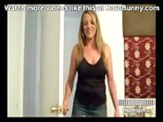 let mommy give you a sweet show hornbunny.com