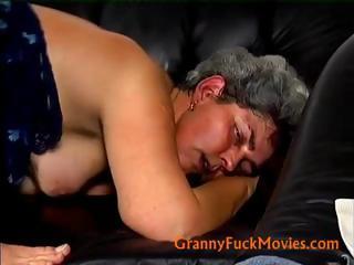 experienced elderly marie exposes her nasty side