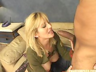 blonde babe celestia star gets butt banging from