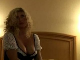 cuckold films his wife getting a cumshots from a