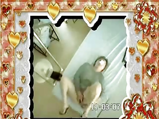 my mom masturbating in medical cabinet of daddy.