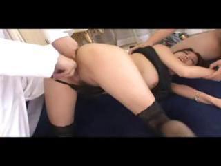 japanese babe double penetration