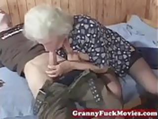 grandma eager for more juvenile dicks