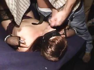 amateur housewife bukkake