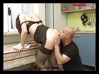casalinga italiana scopata american house girl