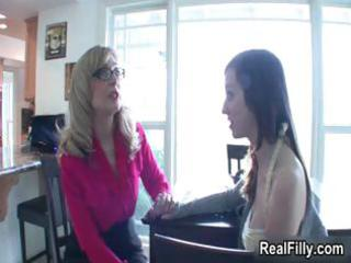 naughty grown-up albino woman goes wild part4