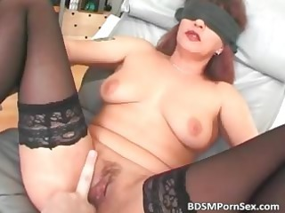 bdsm sex fuck where brunette older chick