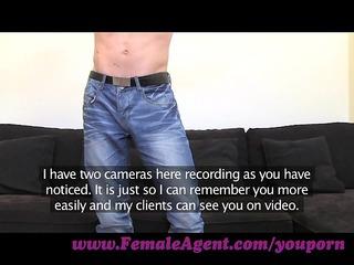 femaleagent. satisfaction guaranteed