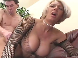 slutty girl drives a difficult boner