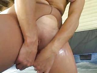 favorite pantyhose woman