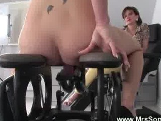 grown-up humps on sex chair