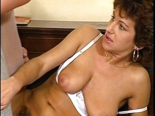 amateur lady takeit twofold