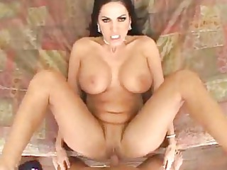 bedroom hardcore screwing fun with hot busty babe