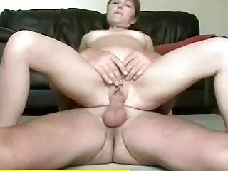 grown-up brunette mama is a blowjob master and amp