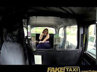 faketaxi naughty after interview and gagging for