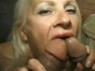 cathy jones the horny elderly