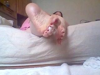 feet of chick