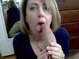 my wife enjoys big mouthfuls