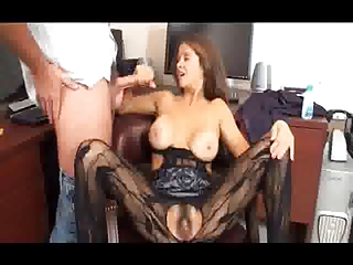 extremely impressive mommy seducing and sucking