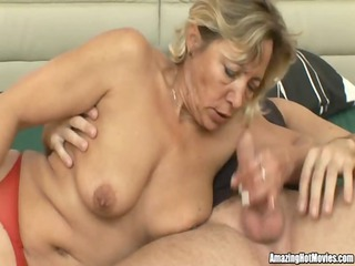 cougar taking gangbanged and waiting for white