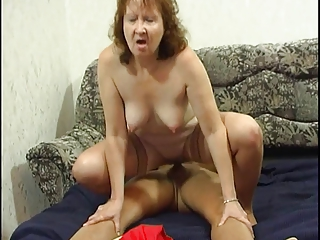 assfucked elderly has 13 loud bottom orgasms