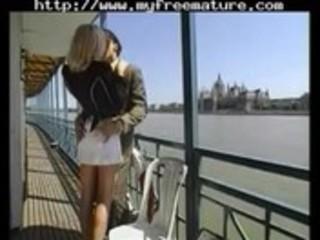 elderly tease and fucked on ship jp spl cougar