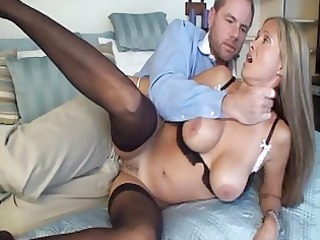 whorish pale older chick into sweet black